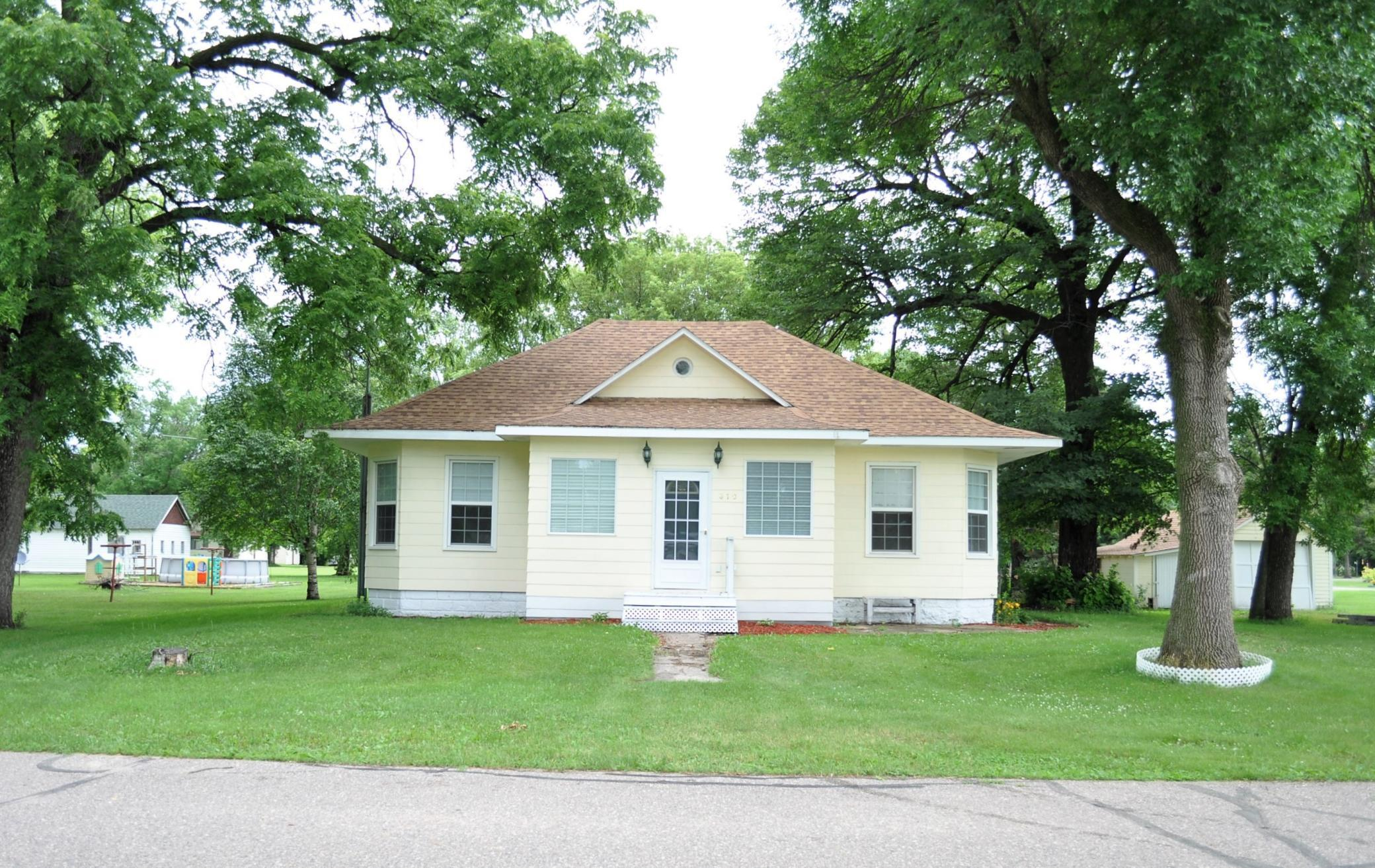 310 Rand Street Property Photo - Holloway, MN real estate listing