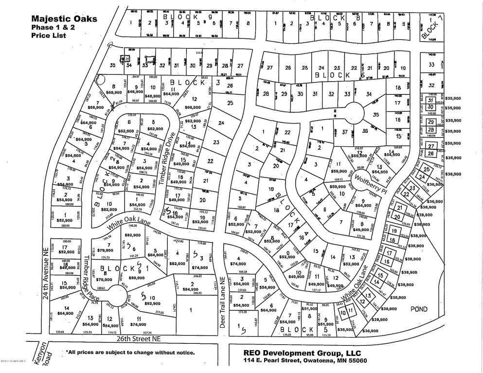 2807 Timber Ridge Drive Ne Property Photo