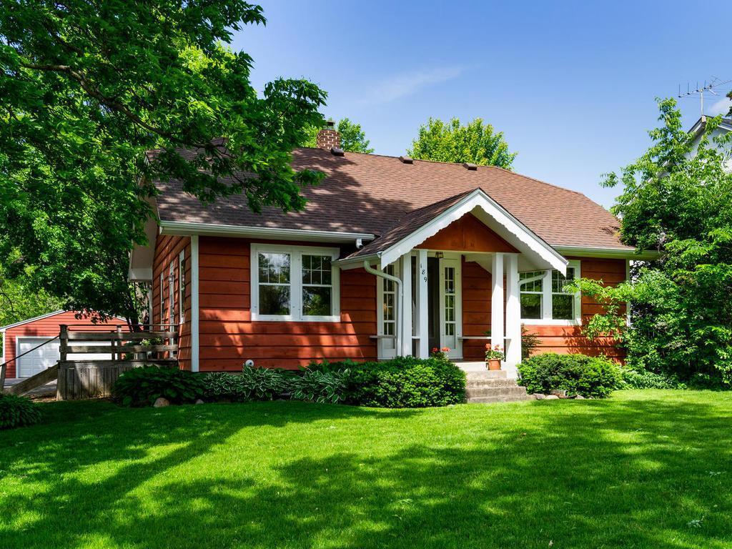 189 Brown Property Photo - Long Lake, MN real estate listing