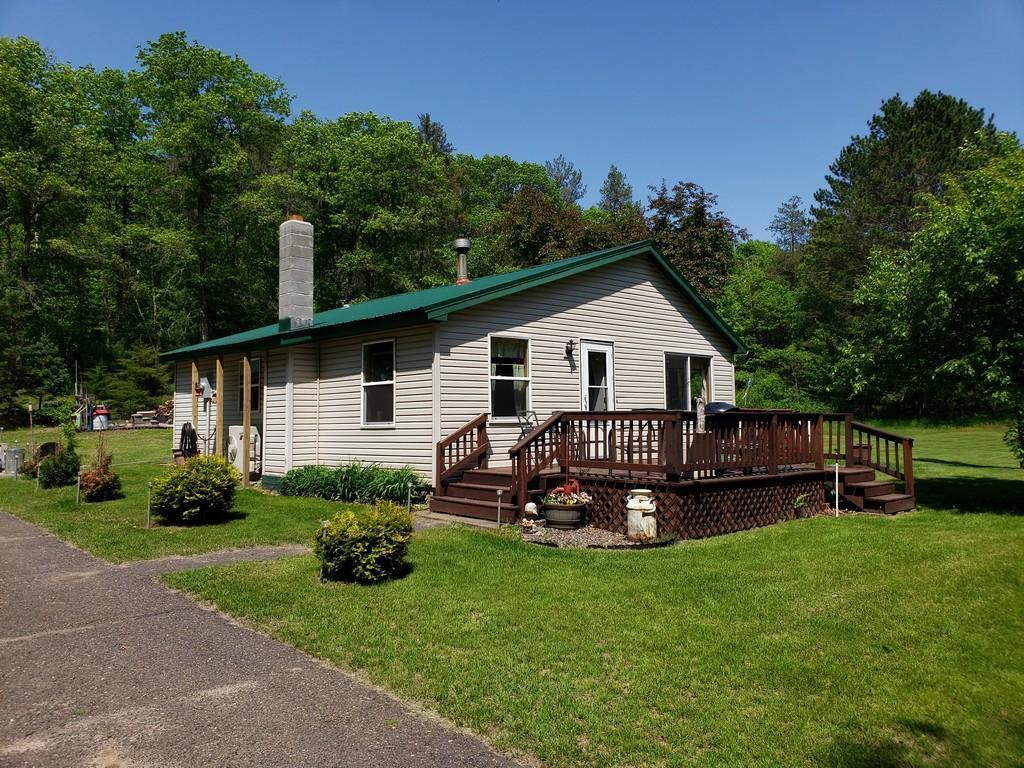 6590 Pike Bend Property Photo - Webster, WI real estate listing