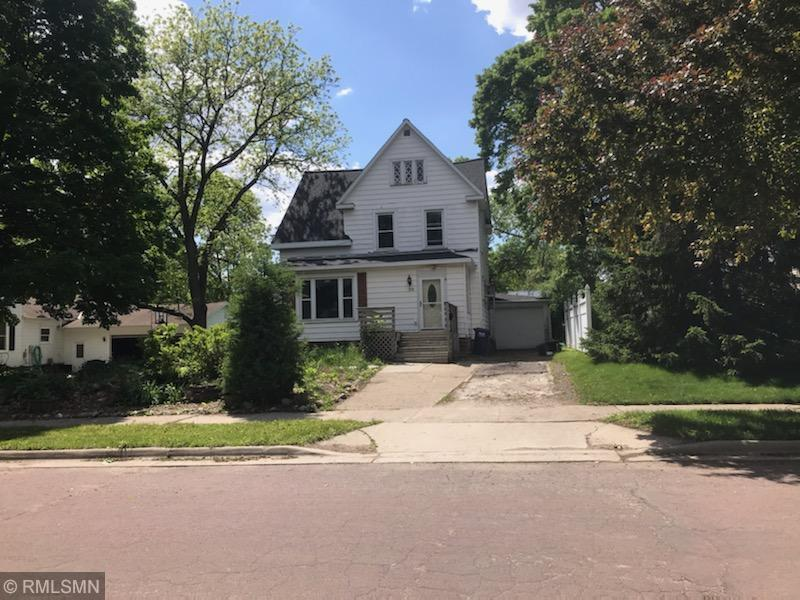 326 N Marshall Avenue Property Photo - Springfield, MN real estate listing