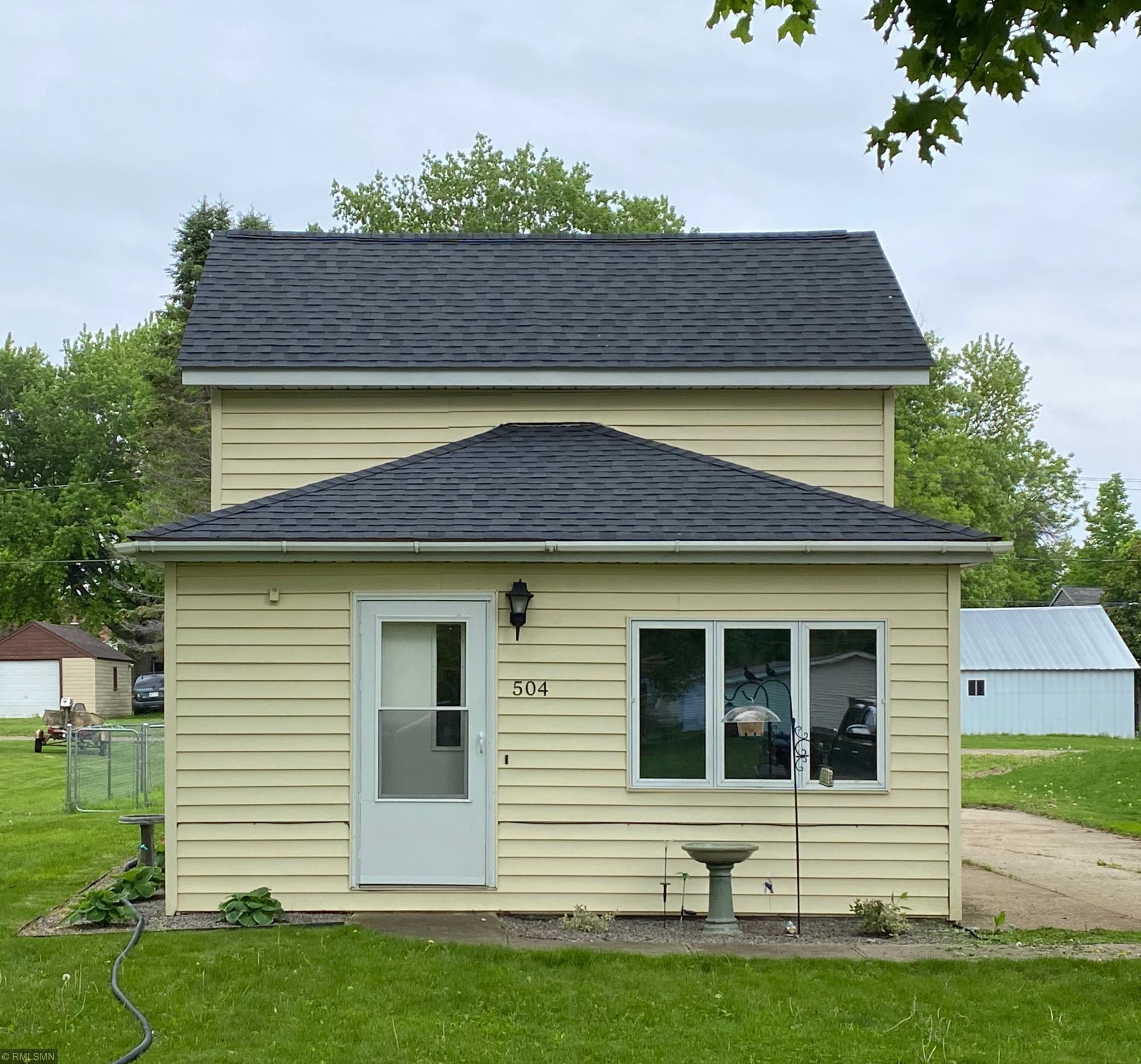 504 N Madison Street Property Photo - Minneota, MN real estate listing