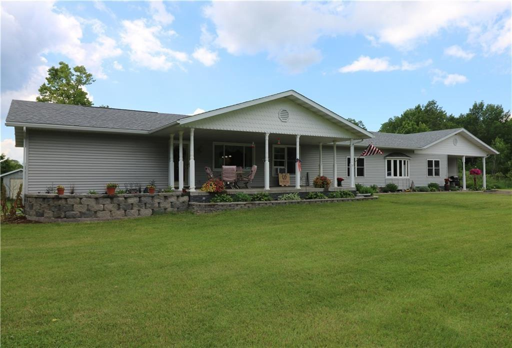 20535 County Road H Property Photo - Barronett, WI real estate listing