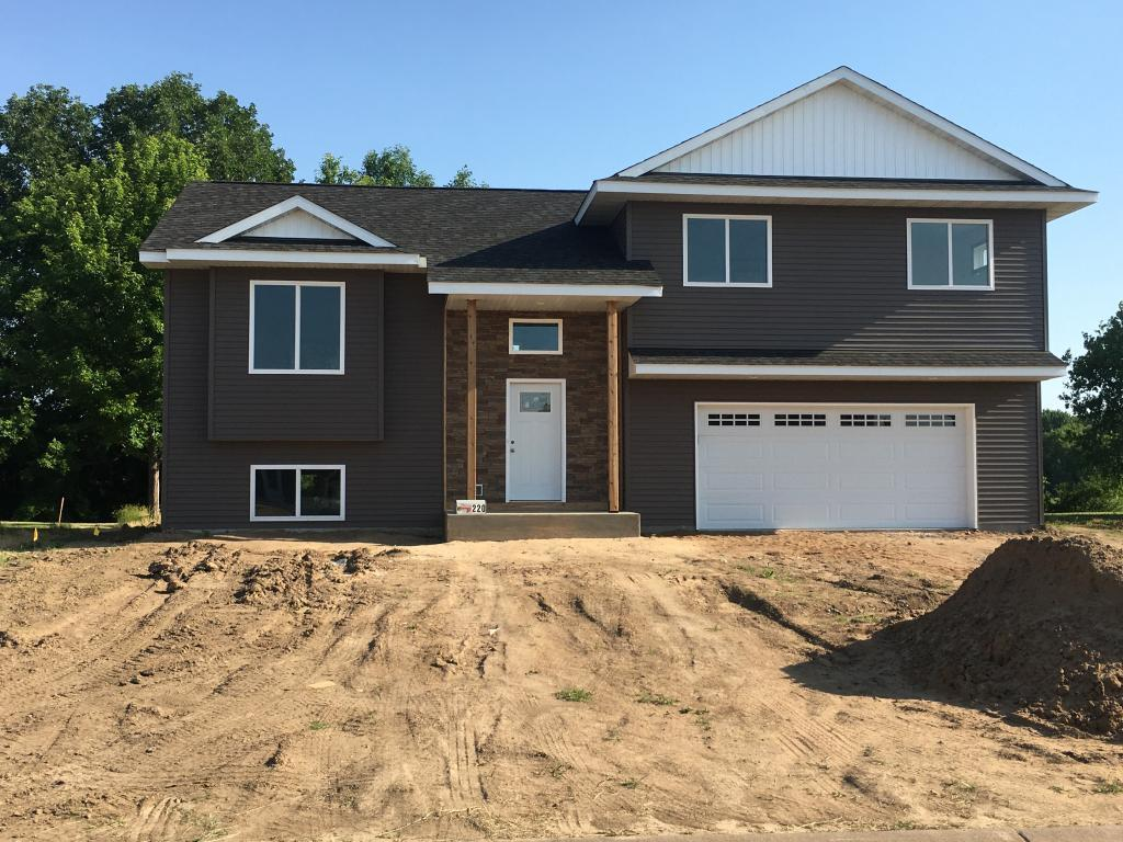 220 Dickens Property Photo - Rush City, MN real estate listing
