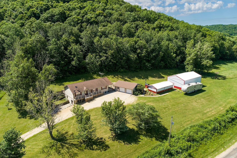 N2445 County Road C Property Photo - Elmwood, WI real estate listing