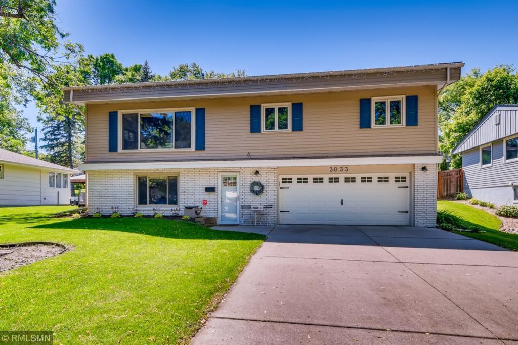 3033 Utah N Property Photo - Crystal, MN real estate listing