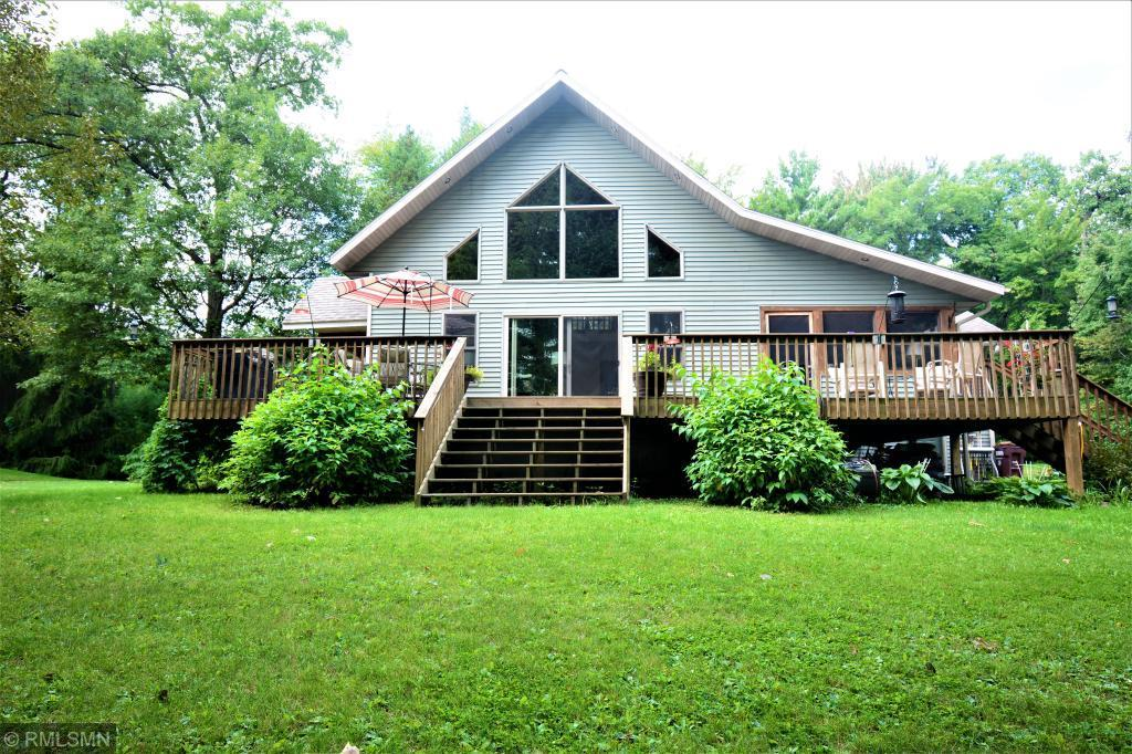 7175 Shore Property Photo - Siren, WI real estate listing