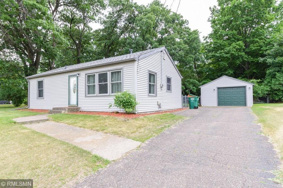 35 West Property Photo - Circle Pines, MN real estate listing