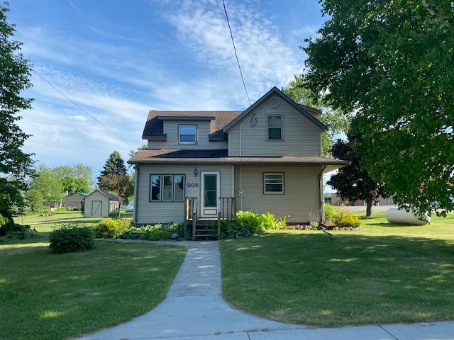305 Main Property Photo - Ashby, MN real estate listing