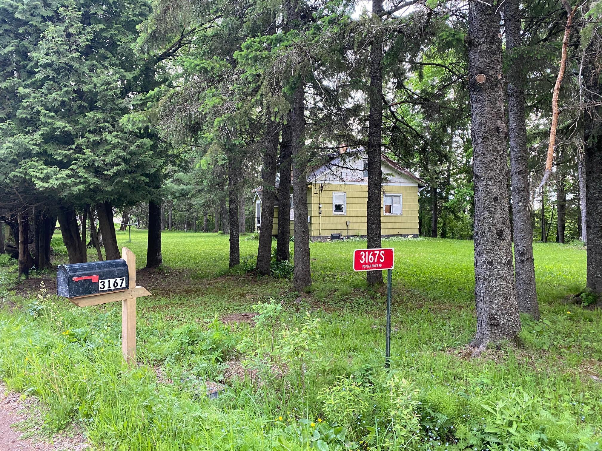 3167 Poplar River Property Photo - Poplar, WI real estate listing