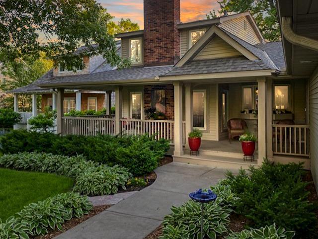 234 E Owasso Lane Property Photo - Shoreview, MN real estate listing