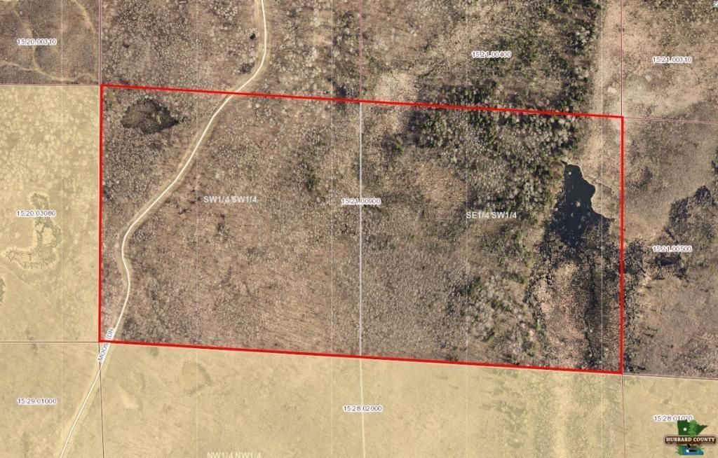 80 Acres Moose Drive Property Photo