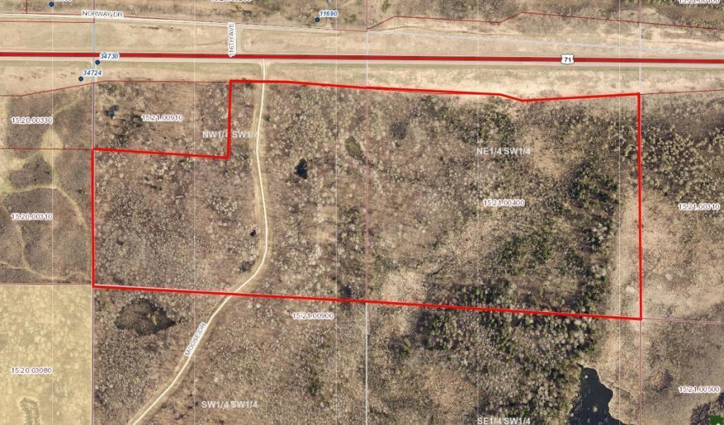 57 Acres Moose Drive Property Photo