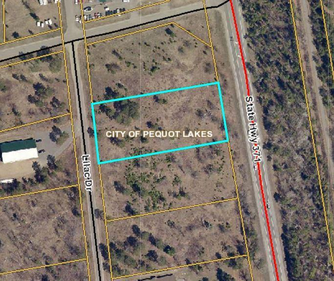 XX Lilac St Property Photo - Pequot Lakes, MN real estate listing