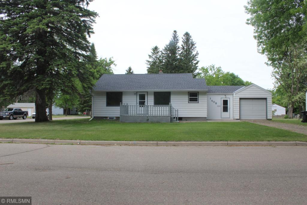 1408 2nd N Property Photo - Wheaton, MN real estate listing