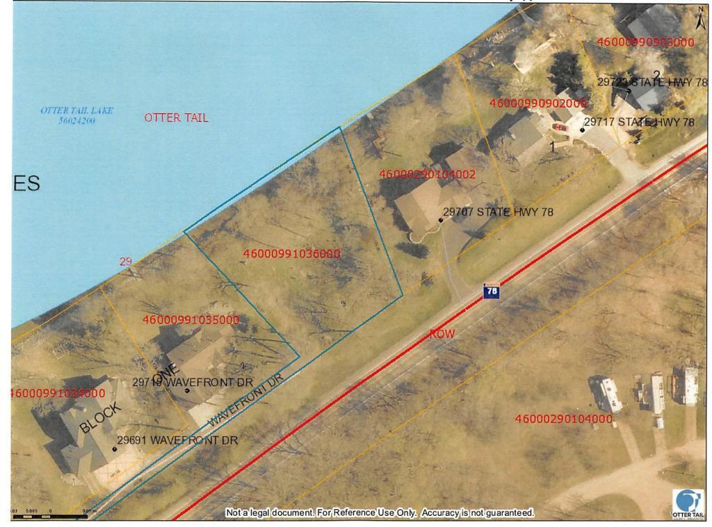 000 Wavefront Drive Property Photo - Otter Tail Twp, MN real estate listing