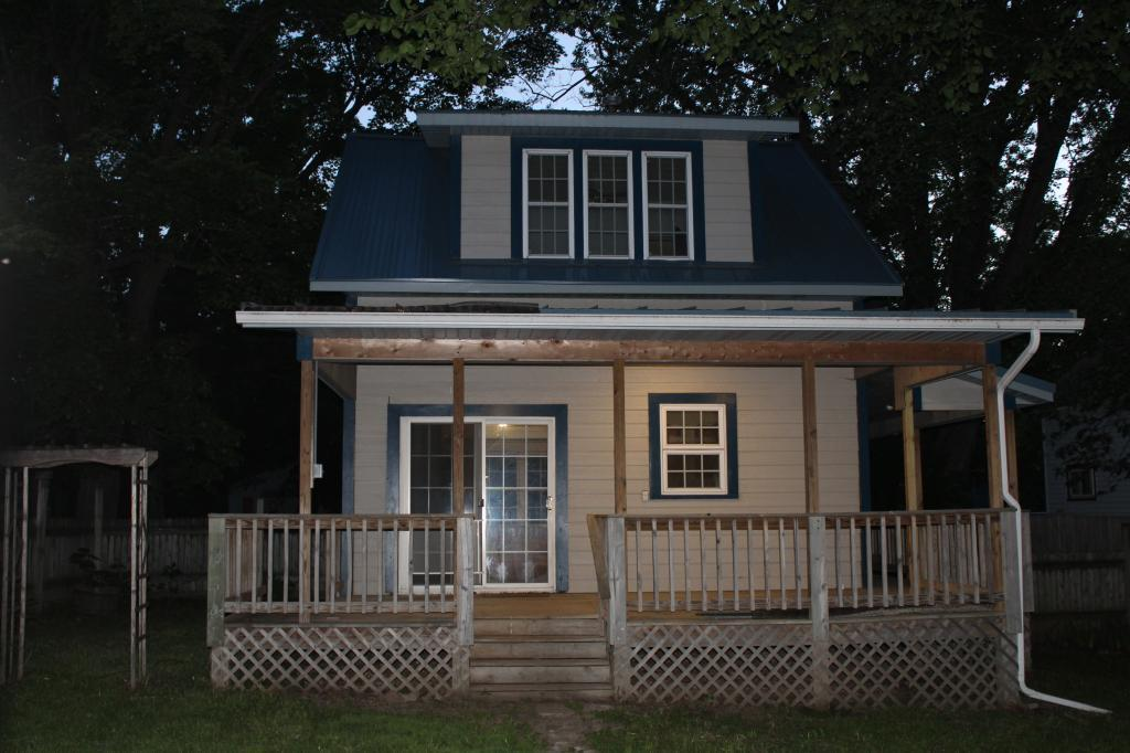 107 1st S Property Photo - Frederic, WI real estate listing