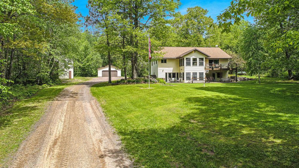 12135 N Highway 63 Property Photo - Hayward, WI real estate listing