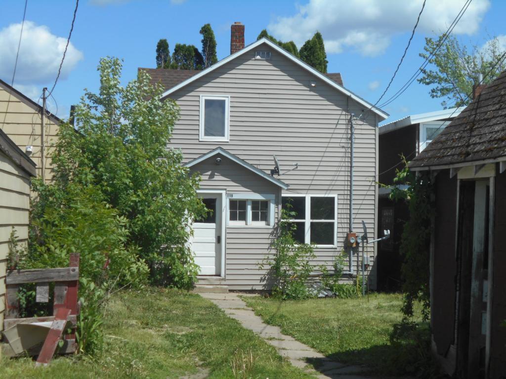 119 3rd Street Property Photo - Nashwauk, MN real estate listing