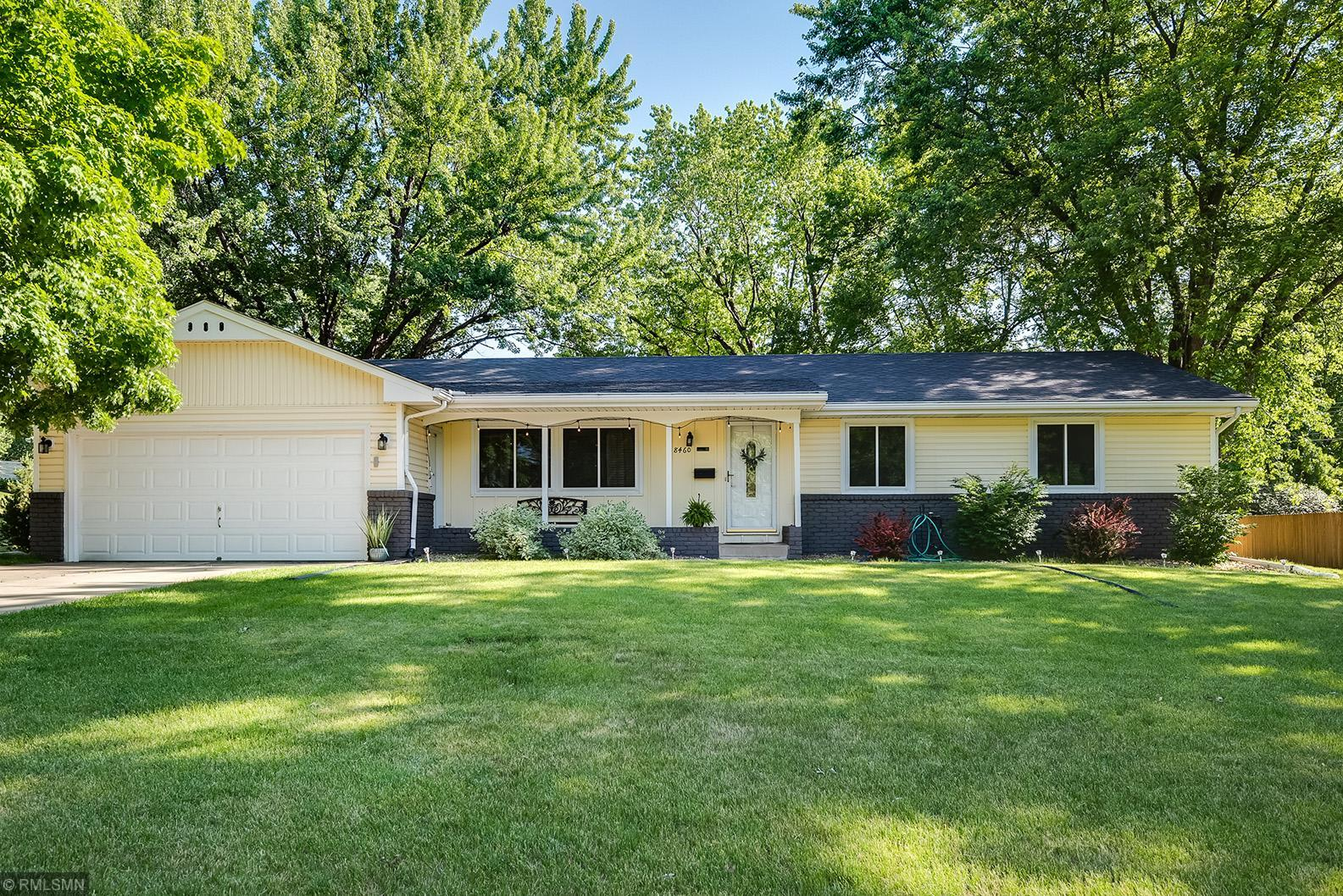 8460 Westbend Property Photo - Golden Valley, MN real estate listing