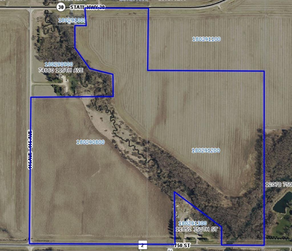 TBD Hwy 30 - Blooming Prairie Property Photo - Westfield Twp, MN real estate listing