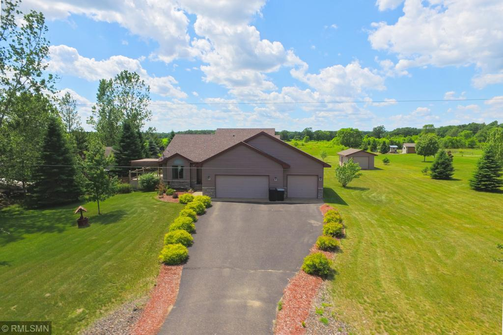 21656 Thames NE Property Photo - Wyoming, MN real estate listing