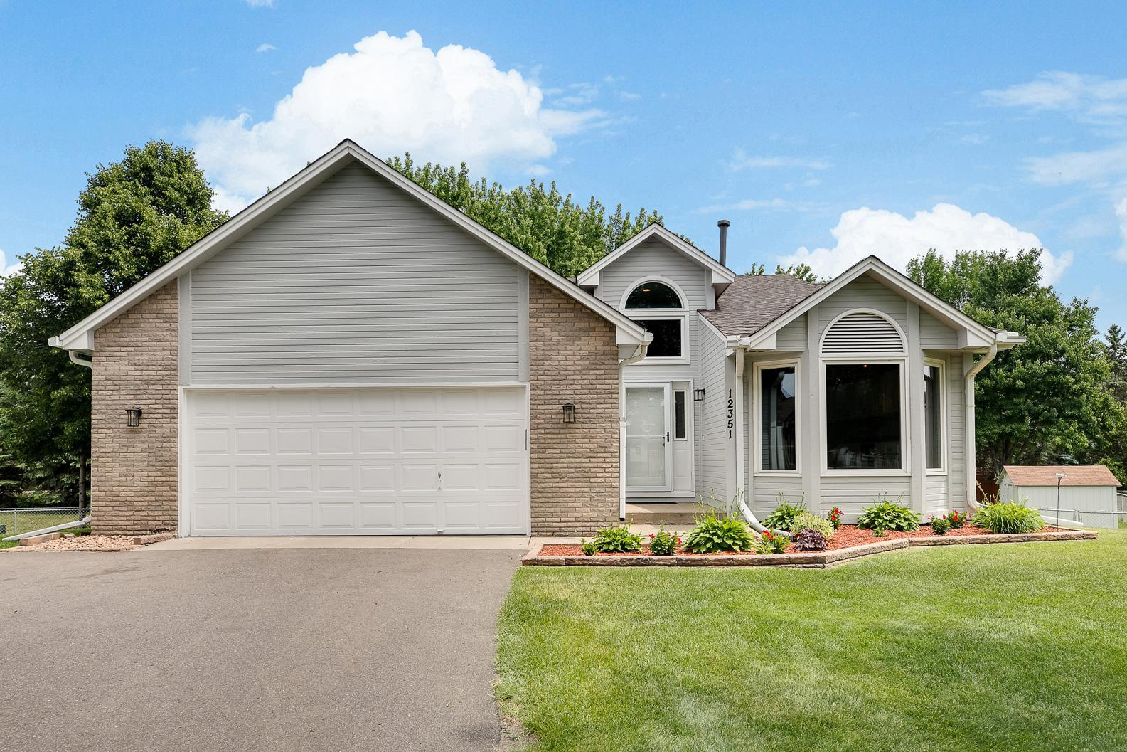 12351 Lily NW Property Photo - Coon Rapids, MN real estate listing