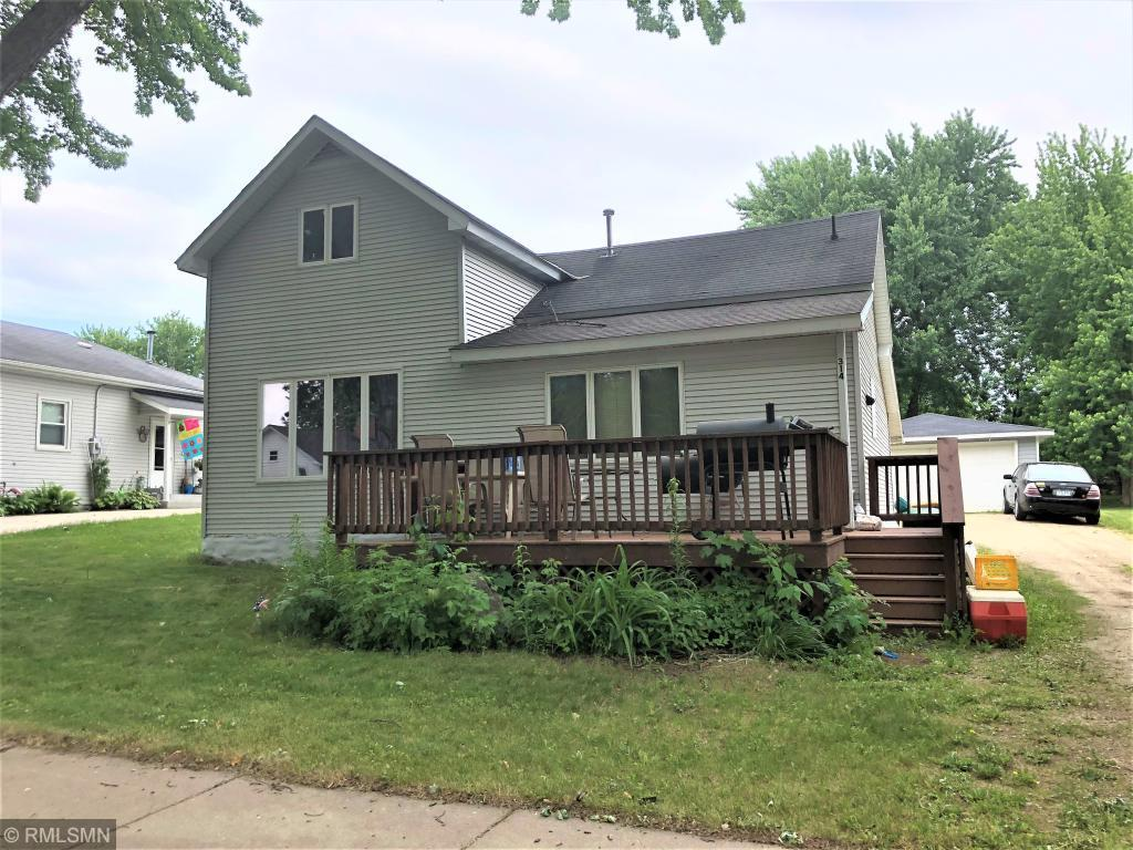 314 W 3rd Street Property Photo - Janesville, MN real estate listing