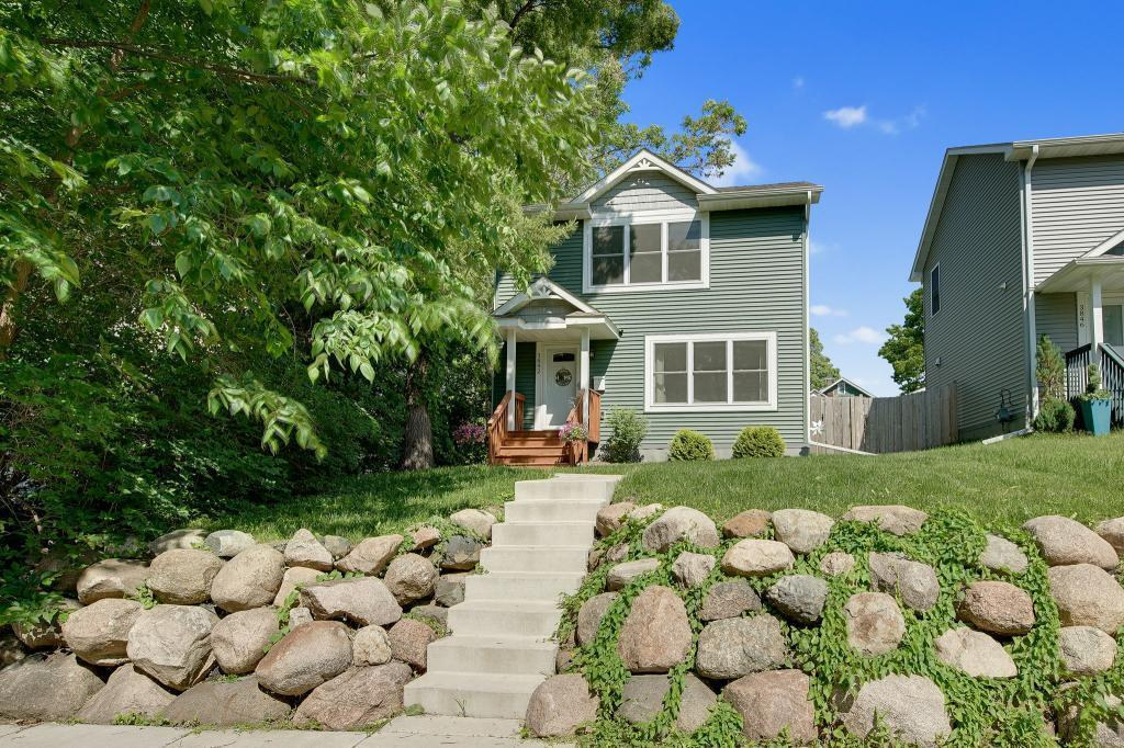 3842 Tyler NE Property Photo - Columbia Heights, MN real estate listing