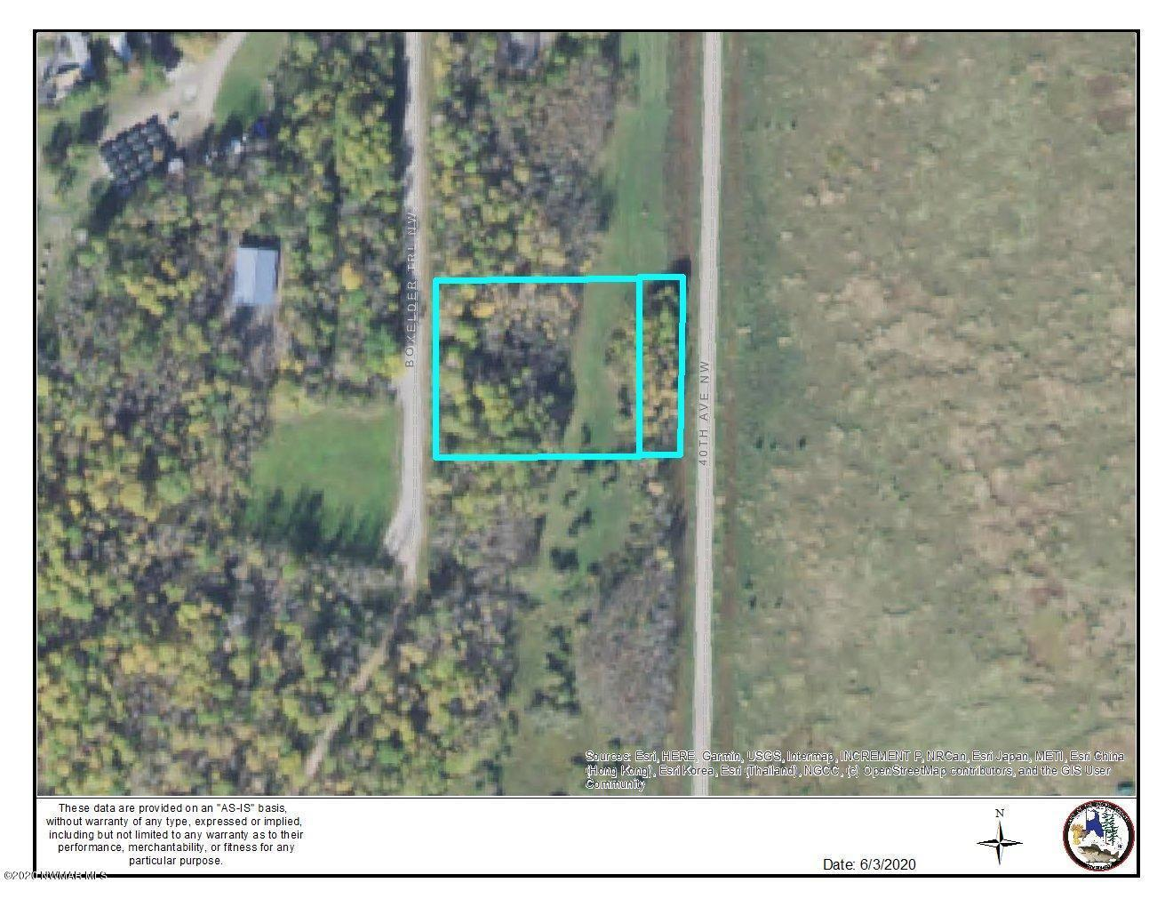 TBD 40th NW Property Photo - Baudette, MN real estate listing