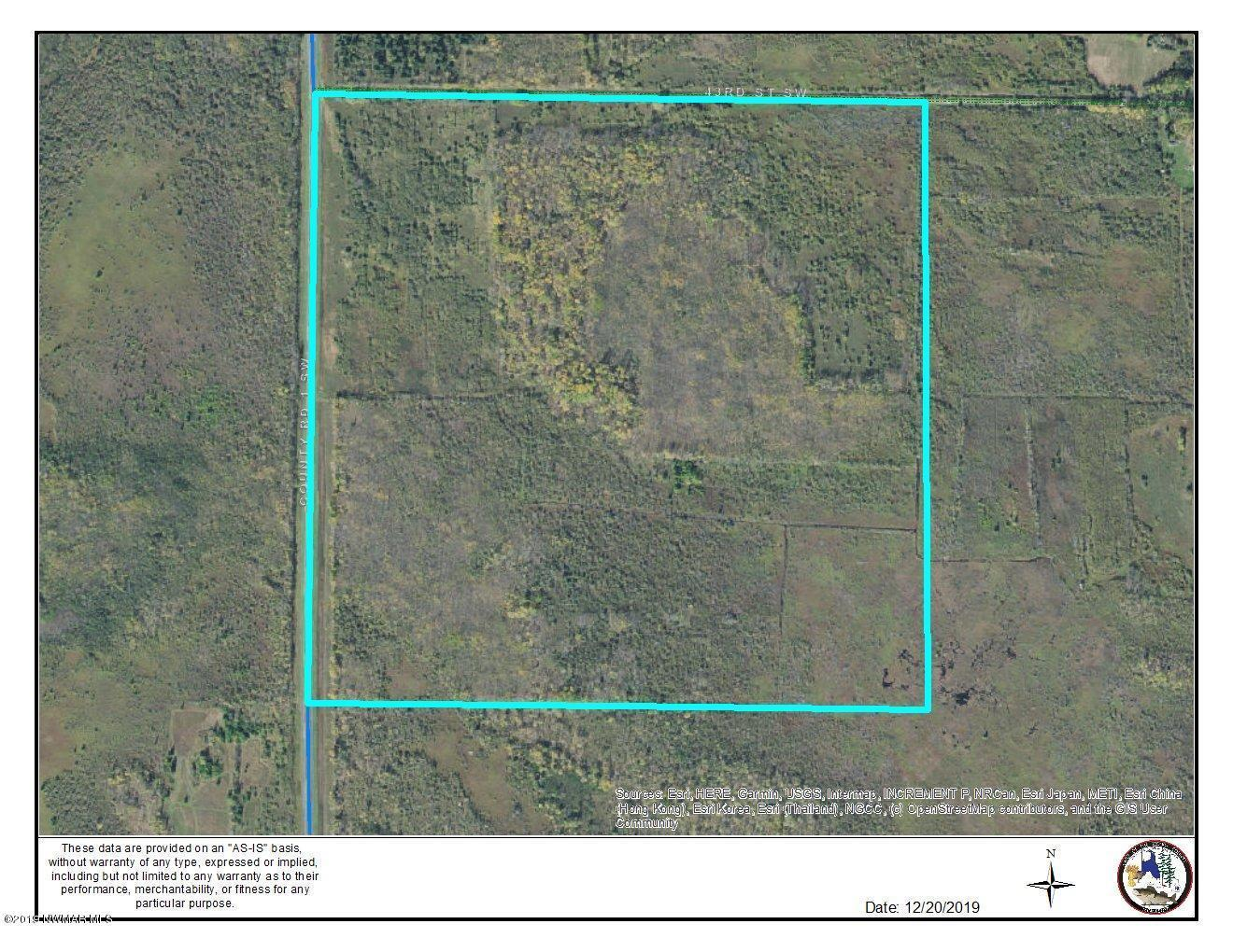 TBD Co. Rd. 1 SW Property Photo - Baudette, MN real estate listing