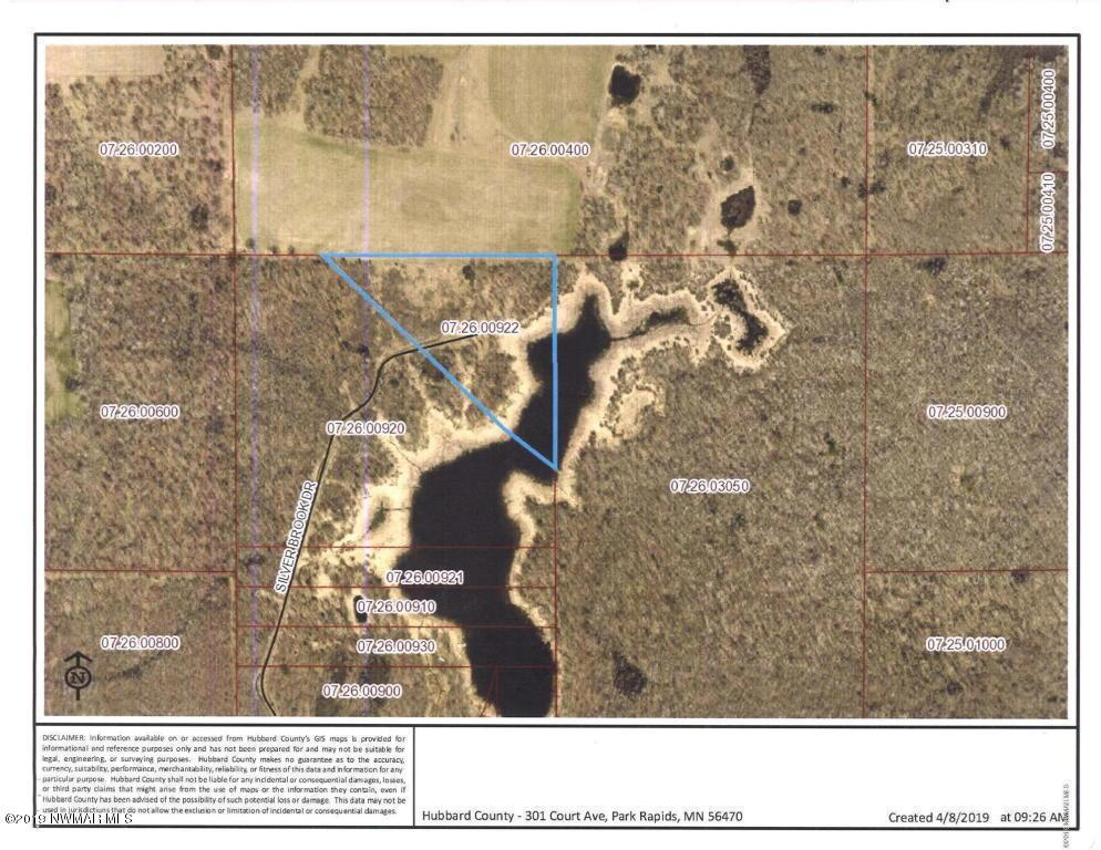 TBD Silver Brook Drive Property Photo - Cass Lake, MN real estate listing