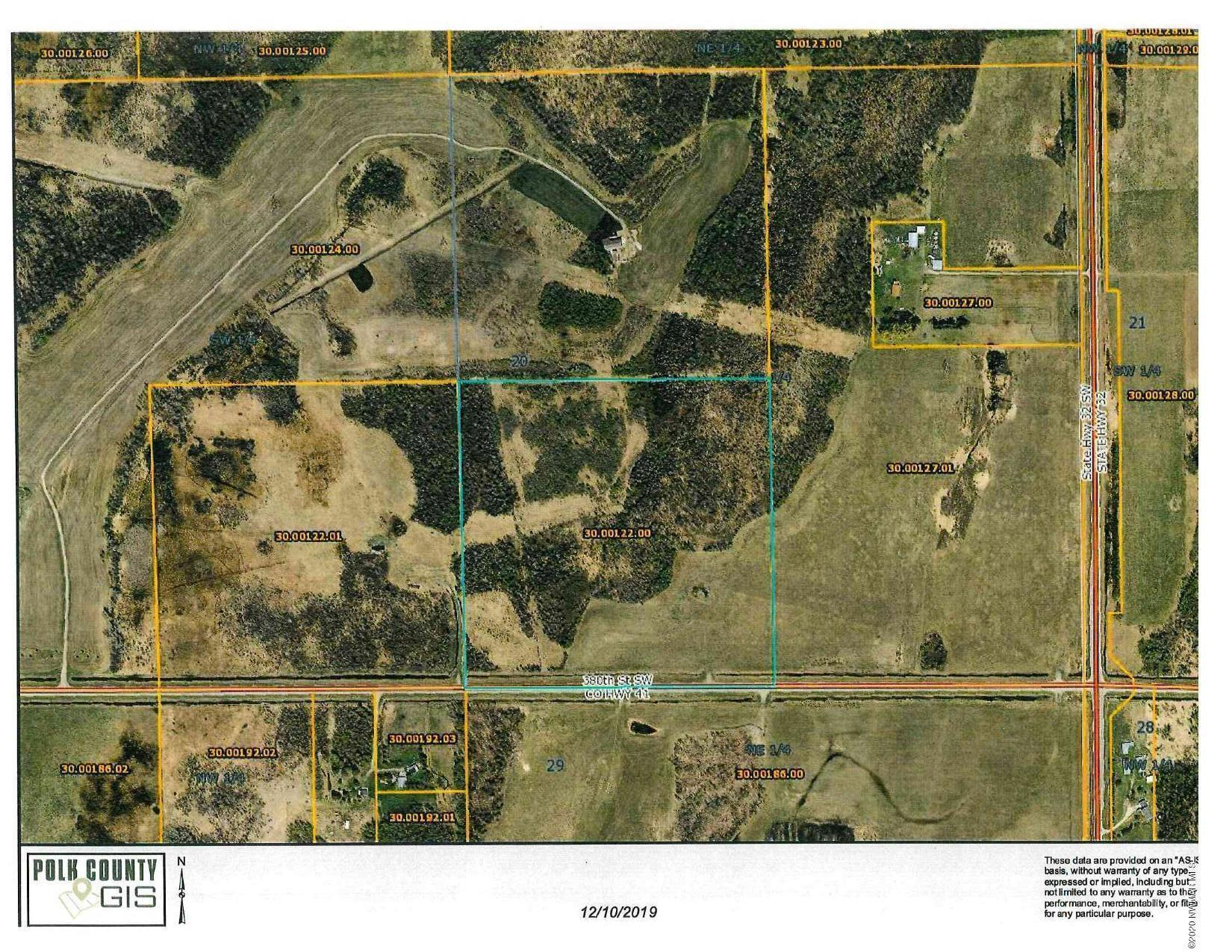 TBD 380th SW Property Photo - Fertile, MN real estate listing
