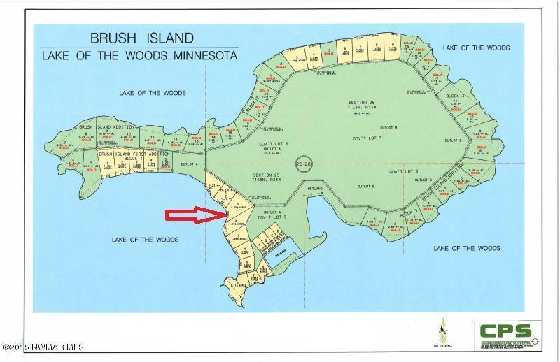 Brush Property Photo - Island, MN real estate listing
