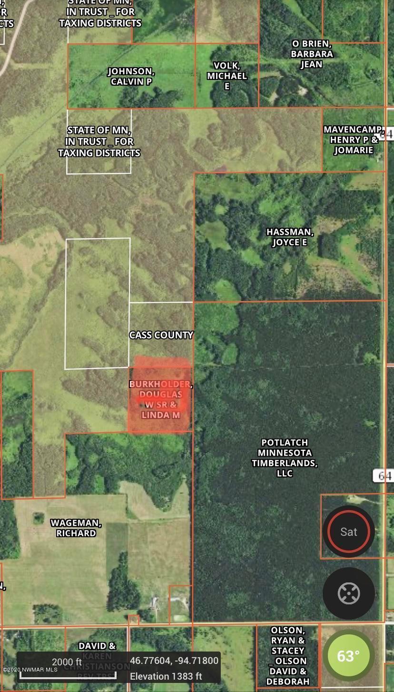 TBD MN-64 Property Photo - Backus, MN real estate listing