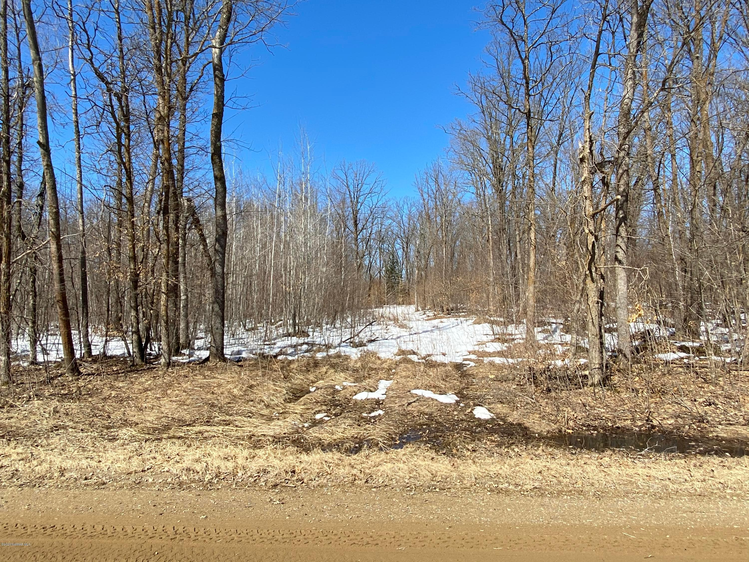 40 Acres 144th Property Photo - Cass Lake, MN real estate listing