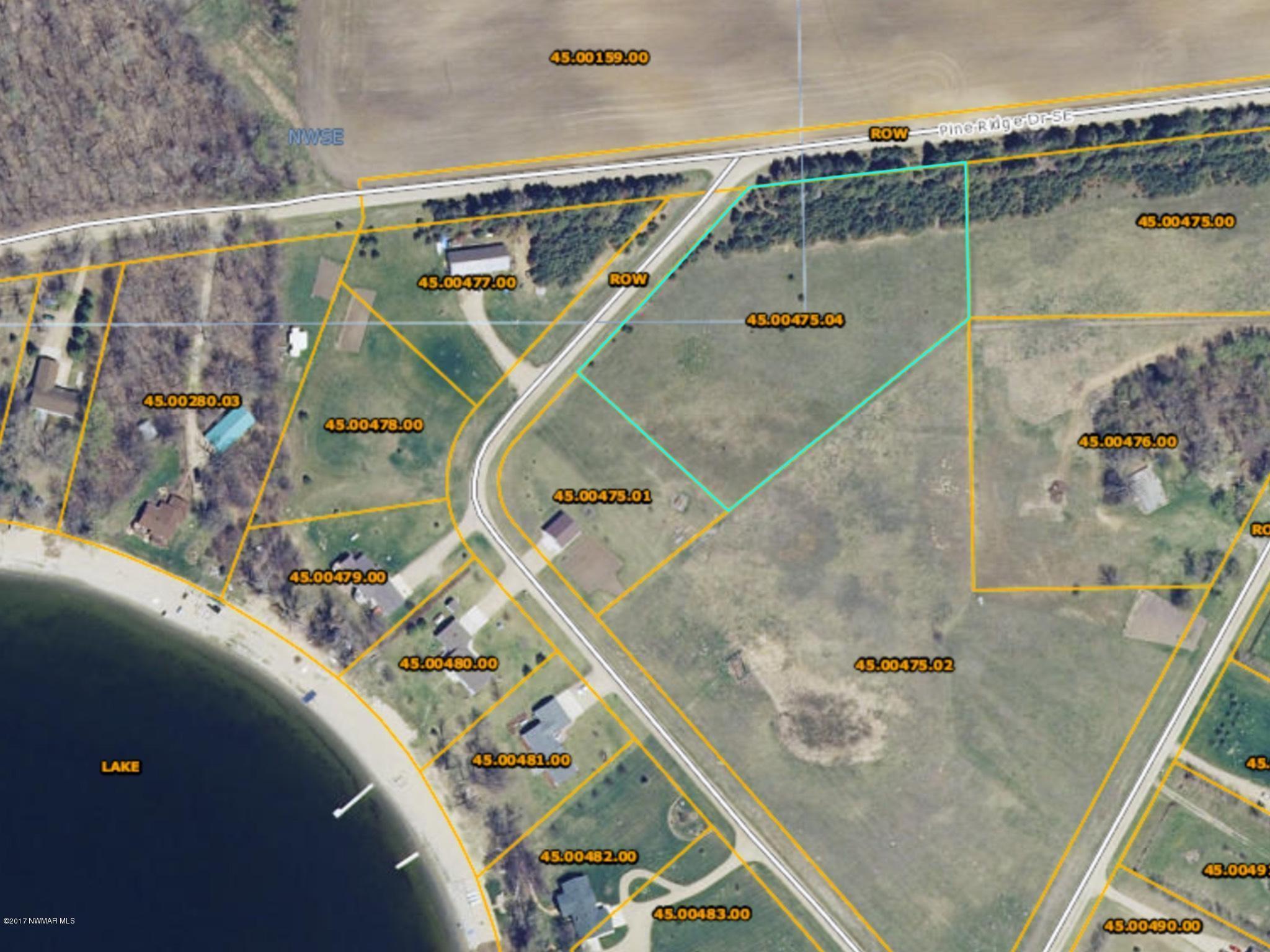 TBD Pine Ridge SE Property Photo - Erskine, MN real estate listing