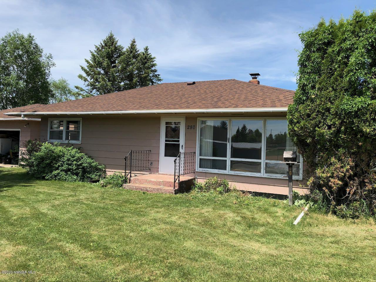 280 Morris NE Property Photo - Blackduck, MN real estate listing