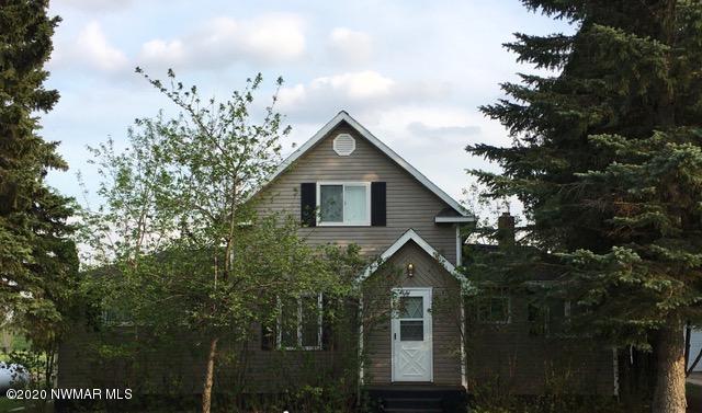 1020 Pacific Property Photo - Saint Vincent, MN real estate listing