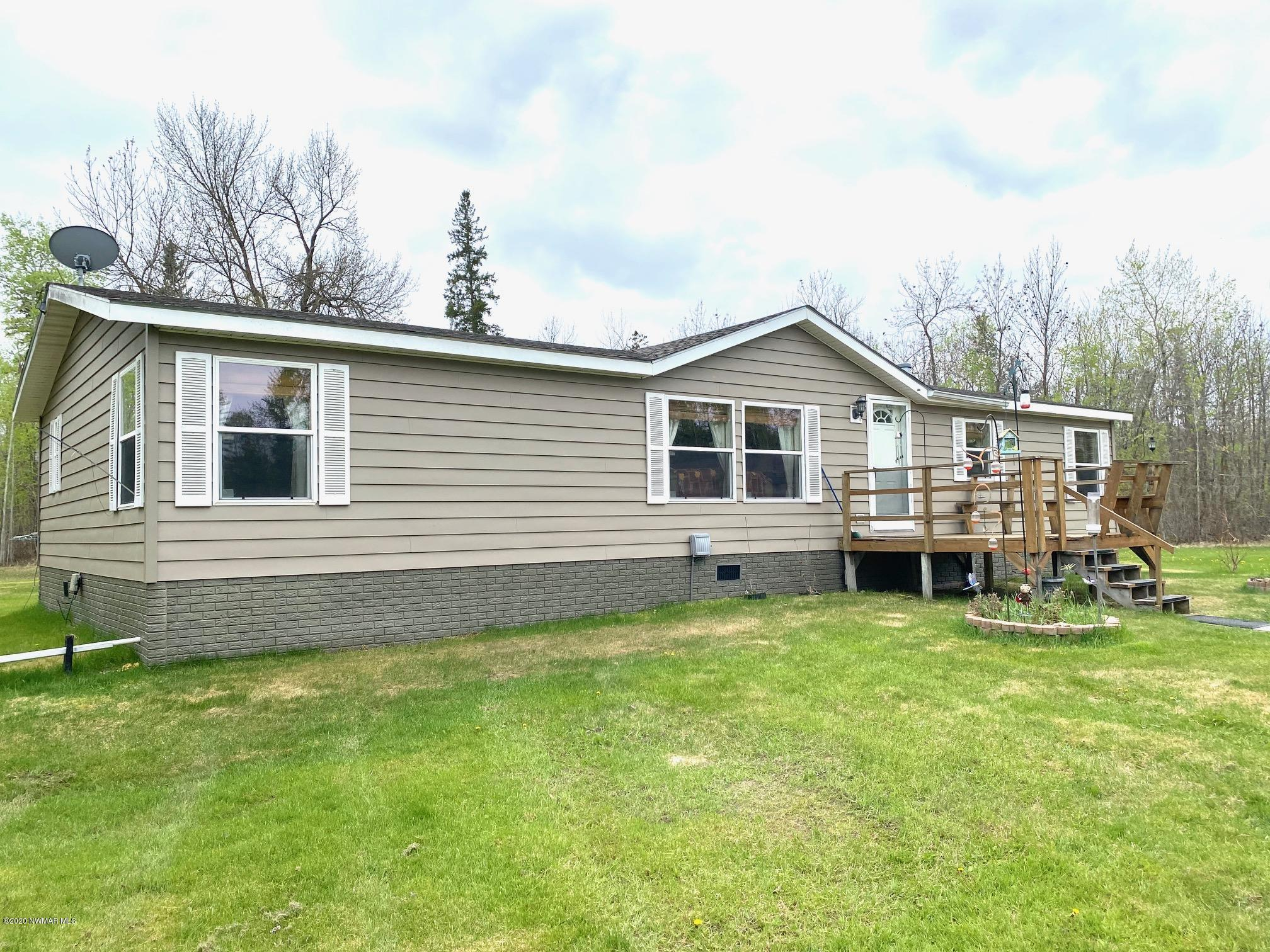 30345 State Hwy 89 Property Photo - Roseau, MN real estate listing