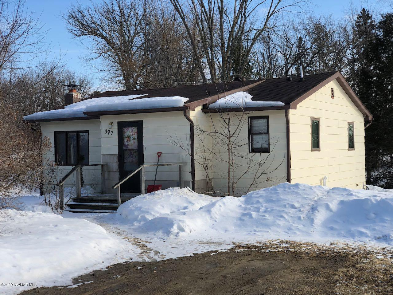 397 Mill SE Property Photo - Blackduck, MN real estate listing