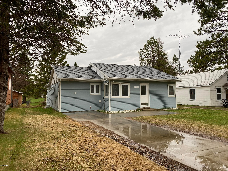 517 Main N Property Photo - Blackduck, MN real estate listing