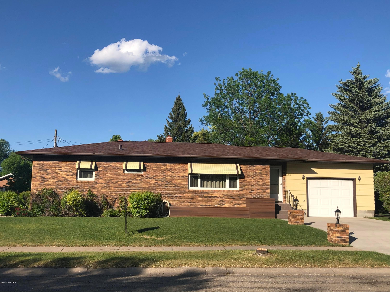 1110 Alexander Property Photo - Crookston, MN real estate listing