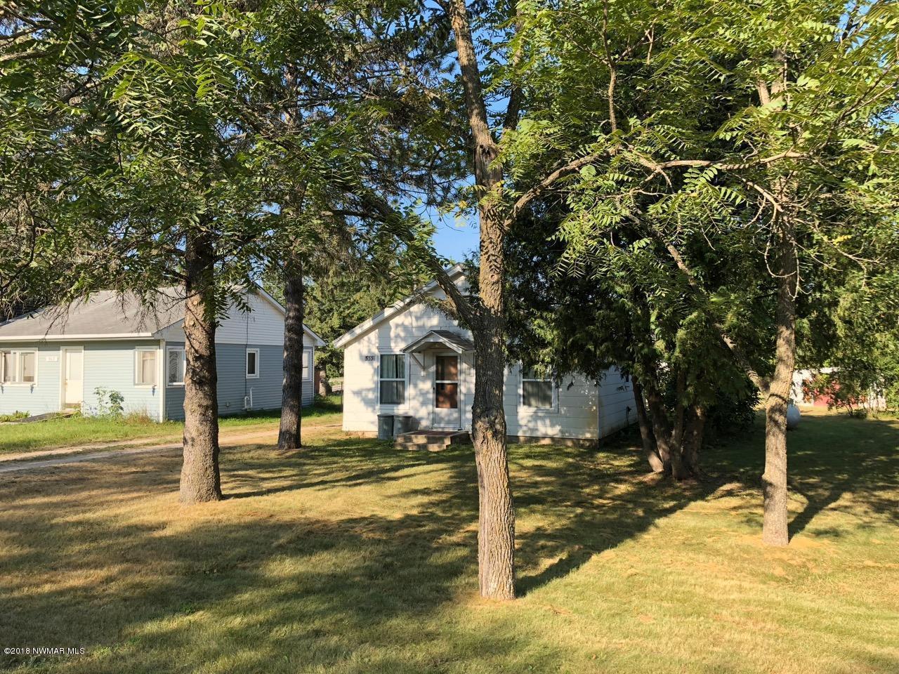 533 Main N Property Photo - Blackduck, MN real estate listing