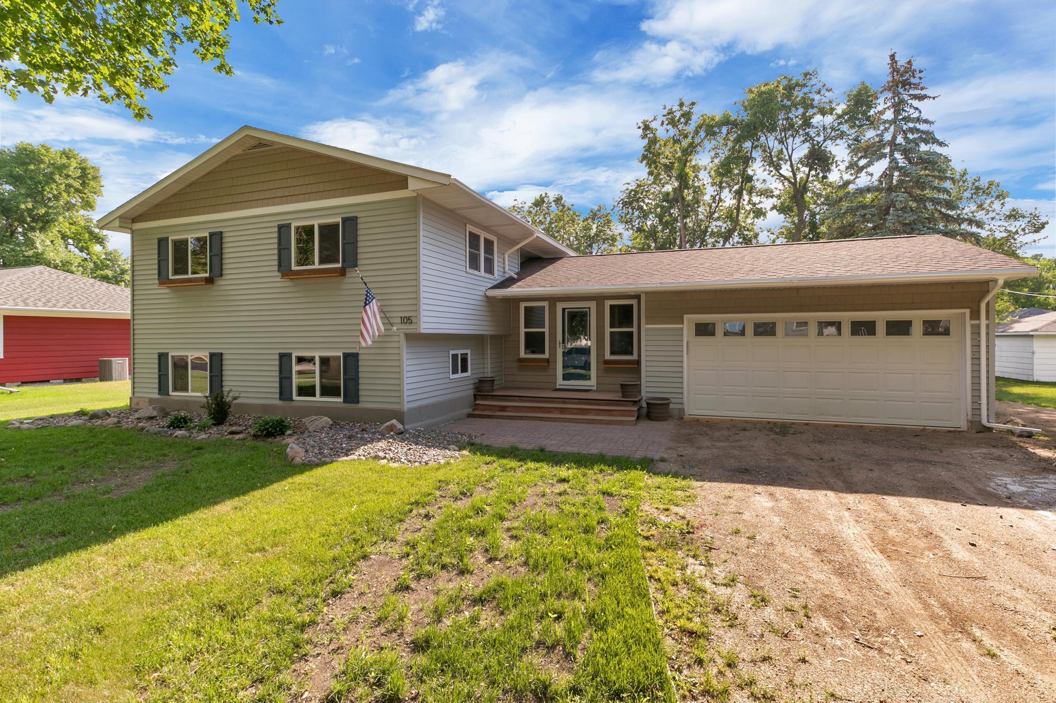 105 2nd Street S Property Photo - Atwater, MN real estate listing