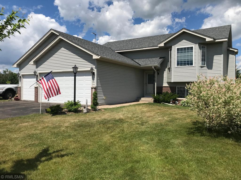 1100 Marsh View Property Photo - Braham, MN real estate listing