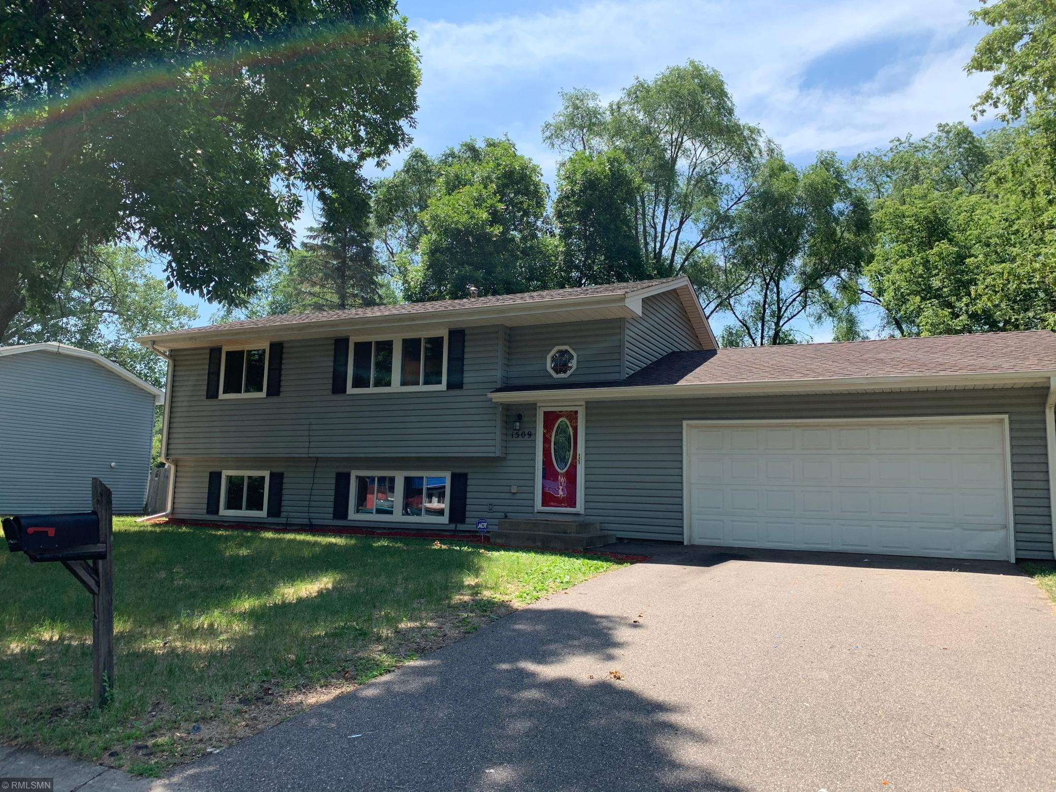 1509 Sugarloaf Trail Property Photo - Brooklyn Park, MN real estate listing