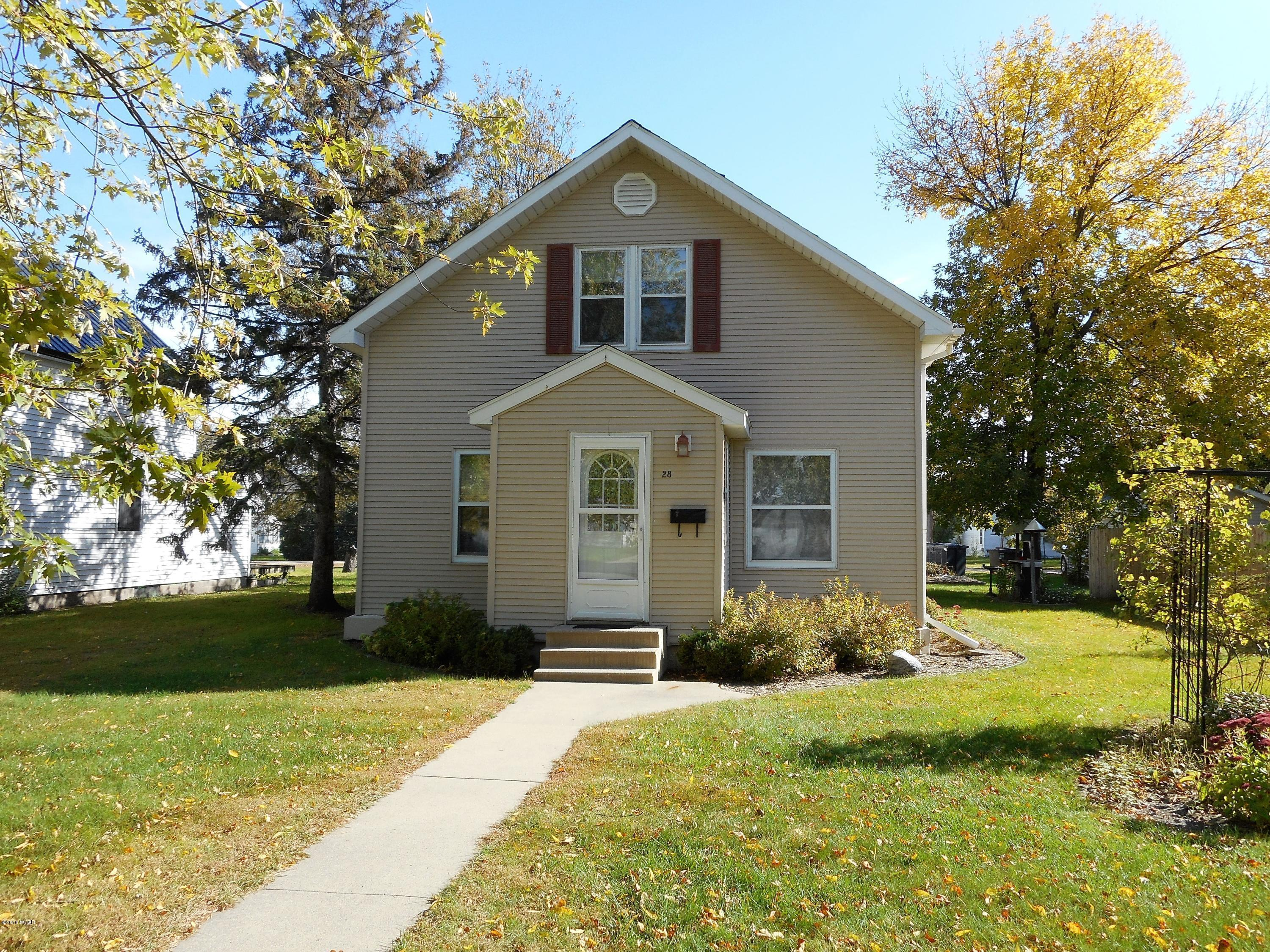 28 S Nelson Street Property Photo - Appleton, MN real estate listing