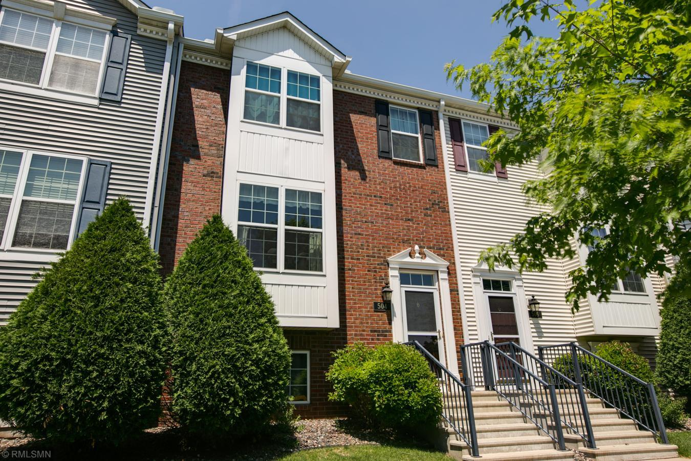 504 Village Property Photo - Circle Pines, MN real estate listing