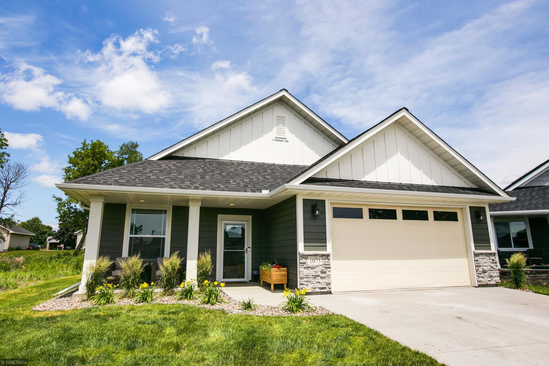 1073 109th Court NE Property Photo - Blaine, MN real estate listing